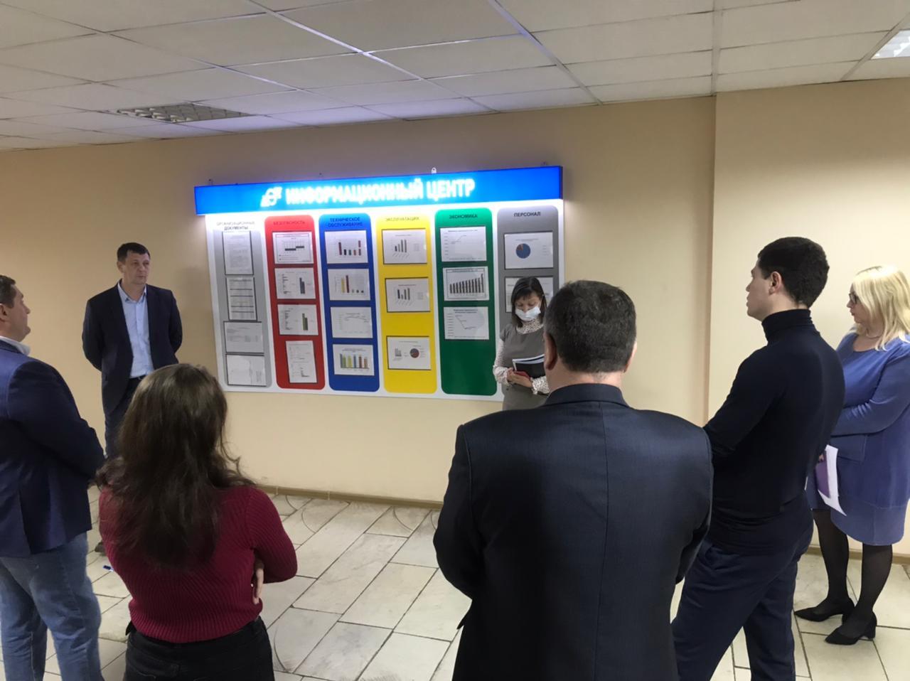 В МУП «Липецкпассажиртранс» появился «Информационный центр»
